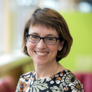 Photograph of Ada Lovelace Institute Independent Biometrics Review Advisory Group Member Anneke Lucasson