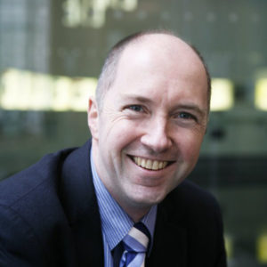 Photograph of Ada Lovelace Institute Independent Biometrics Review Advisory Group Member Edgar Whitley
