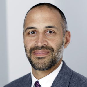 Photograph of Ada Lovelace Institute Independent Biometrics Review Advisory Group Chair Matthew Ryder QC