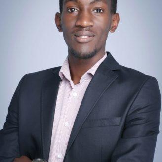 Daniel Mwesigwa Portrait